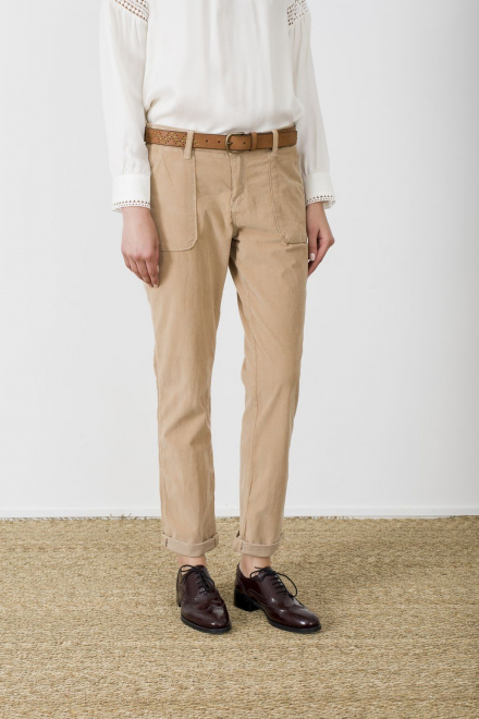 PANTALON THE NEW WOODSTOCK.CORDUROY