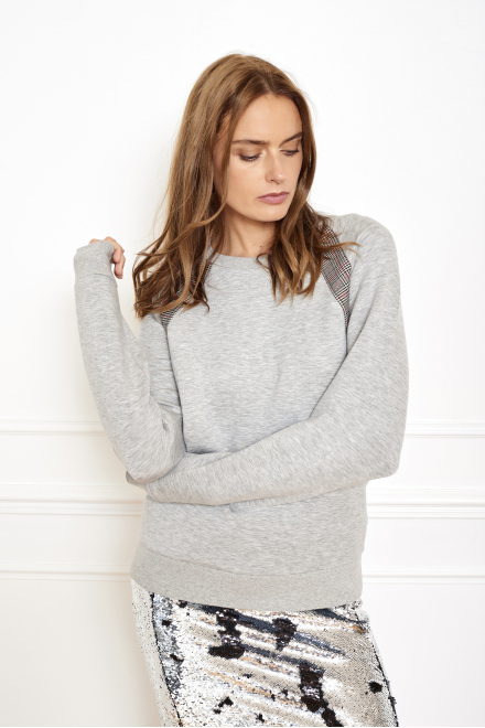 STANLEY - Sweat - Light grey