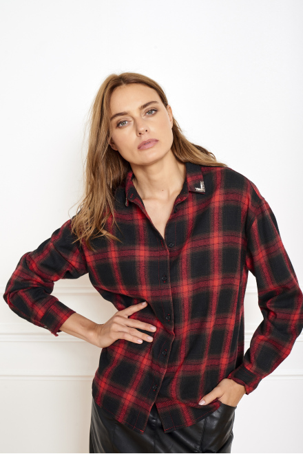 Chemise - CHALENTO - RED