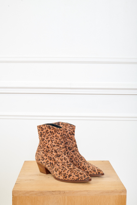 NICO LEOPARD - Shoes