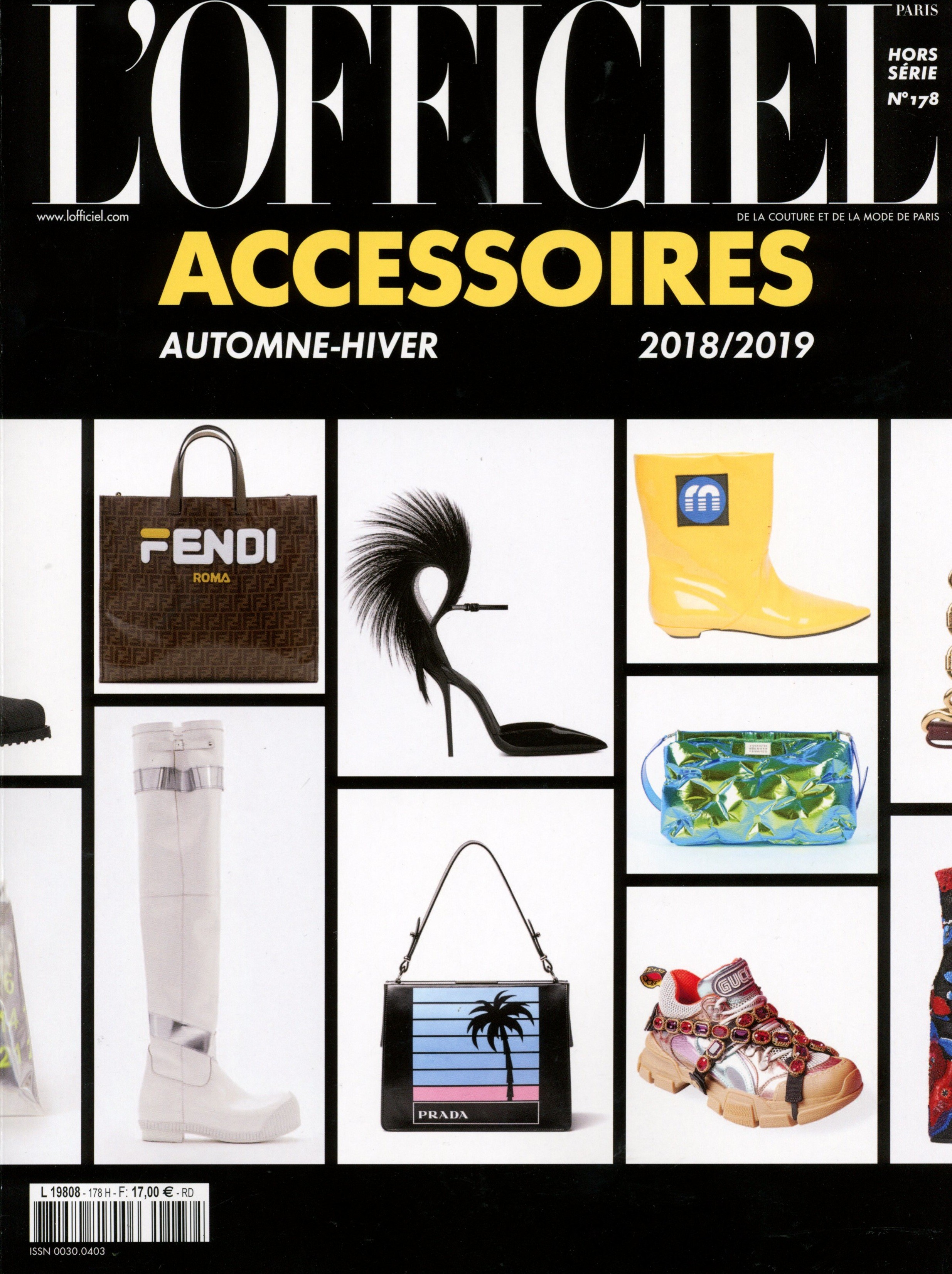 L'OFFICIEL AH 2018